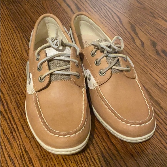 Women's Leather Sperry's